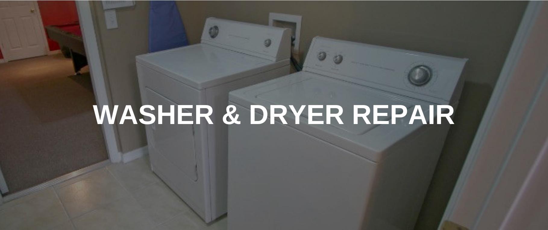 washing machine repair illinois